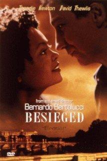 L'assedio (1998) cover
