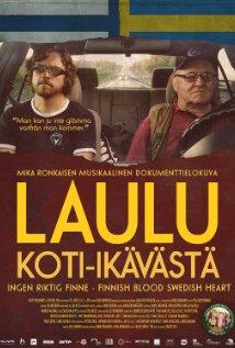 Laulu koti-ikävästä (2012) cover