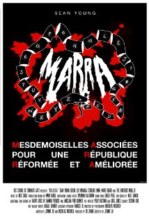 M.A.R.R.A 2014 poster