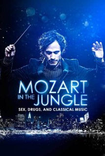 Mozart in the Jungle (2014) cover