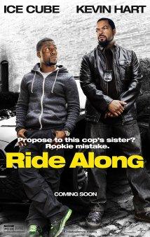 Ride Along (2014) cover