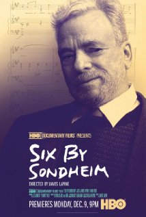 Six by Sondheim (2013) cover