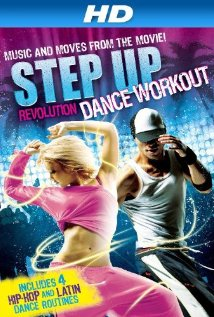 Step Up Revolution Dance Workout (2012) cover