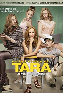 United States of Tara (2009) cover