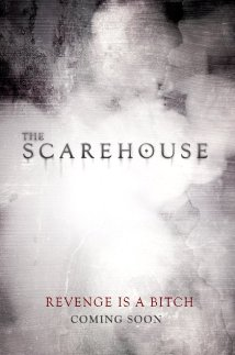 The Scarehouse (2014) cover