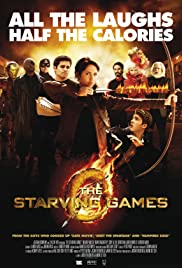 The Starving Games (2013) cover