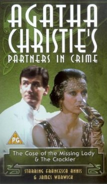 Agatha Christie's Partners in Crime (1983) cover