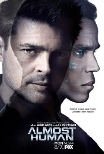 Almost Human (2013) cover