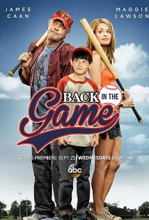 Back in the Game 2013 poster