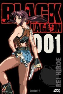 Black Lagoon (2006) cover