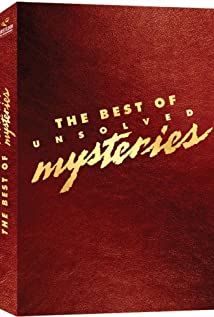 Unsolved Mysteries (1987) cover