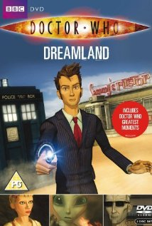 Doctor Who: Dreamland (2009) cover