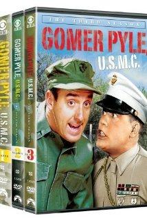 Gomer Pyle: USMC (1964) cover