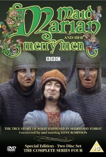 Maid Marian and Her Merry Men (1989) cover