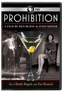 Prohibition (2011) cover