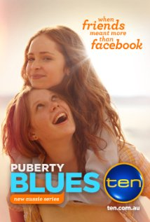 Puberty Blues (2012) cover