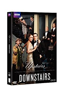 Upstairs Downstairs (2010) cover