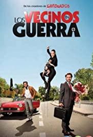 Vecinos en guerra (2013) cover