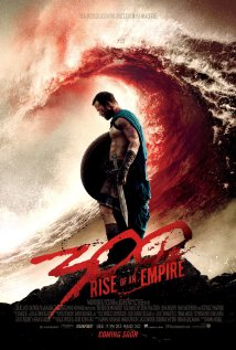 300: Rise of an Empire (2014) cover