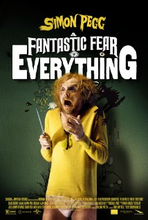 A Fantastic Fear of Everything (2012) cover