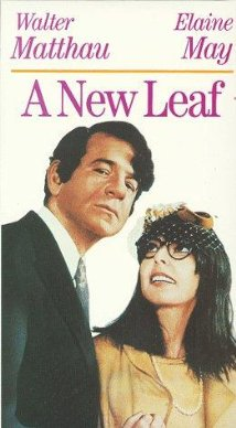 A New Leaf (1971) cover