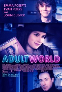 Adult World (2013) cover