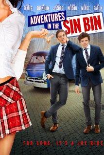 Adventures in the Sin Bin (2012) cover