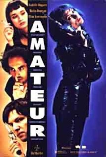 Amateur (1994) cover