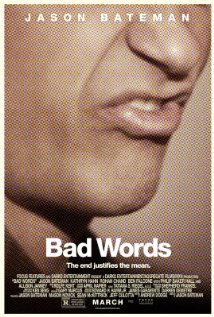 Bad Words 2013 poster