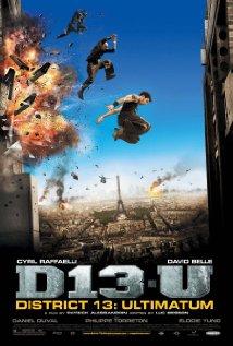 Banlieue 13: Ultimatum (2009) cover