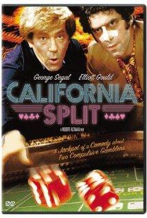 California Split (1974) cover
