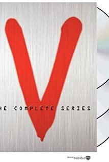 V (1984) cover