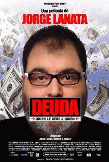 Deuda (2004) cover