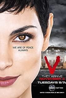 V 2009 poster
