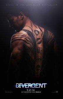 Divergent (2014) cover