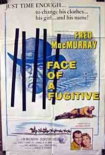 Face of a Fugitive (1959) cover
