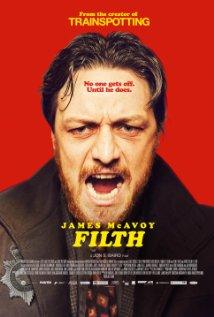 Filth 2013 poster