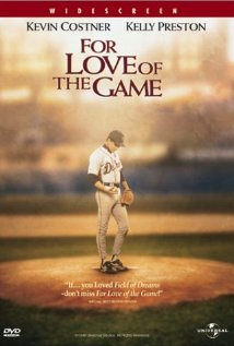 For Love of the Game (1999) cover