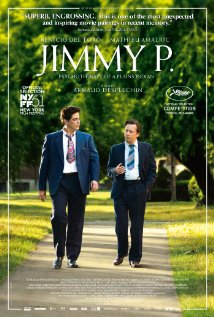 Jimmy P. (2013) cover