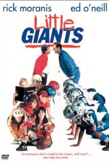 Little Giants (1994) cover
