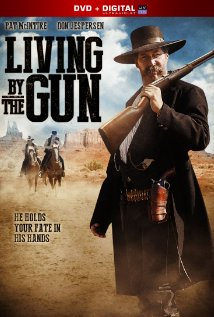 Livin' by the Gun (2011) cover