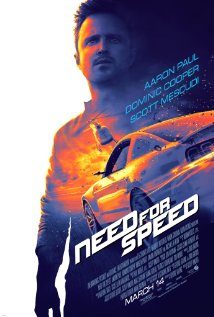 Need for Speed 2014 poster