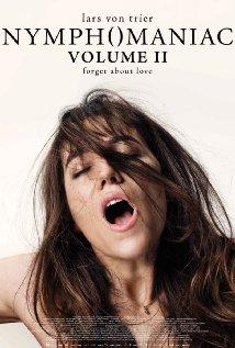 Nymphomaniac: Vol. II 2013 poster