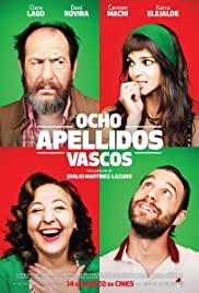 Ocho apellidos vascos (2014) cover