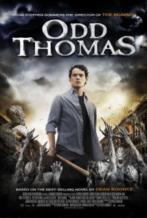 Odd Thomas 2013 poster