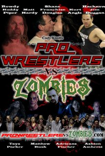 Pro Wrestlers vs Zombies (2014) cover