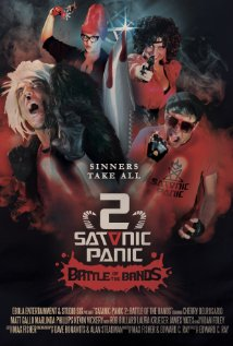 Satanic Panic 2: Battle of the Bands (2014) cover