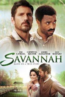 Savannah (2013) cover