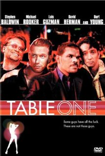 Table One (2000) cover