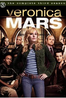 Veronica Mars (2004) cover